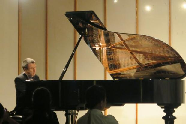 Lithuanian Balakauskas brings Beethoven to life