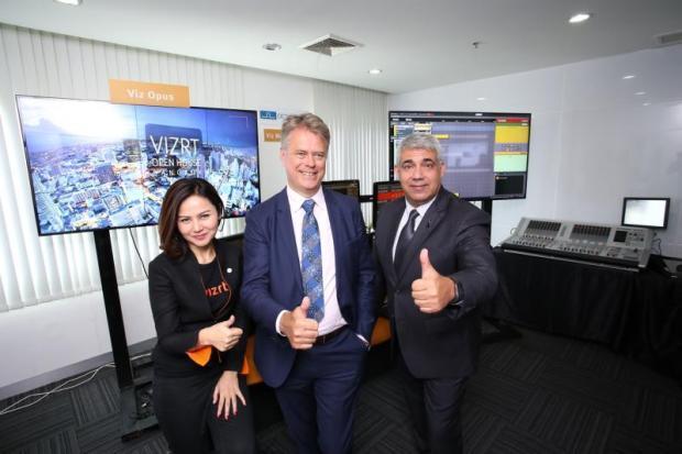 Vizrt targets adoption of digital trends | Bangkok Post: tech