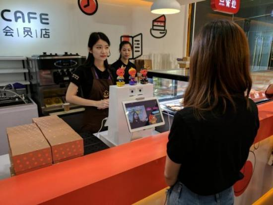 Alibaba's cash-free Tao Cafe | Bangkok Post: tech