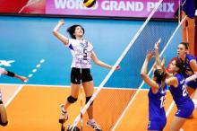 Win over Brazil marks lucky 13 for Thai spikers