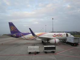 THAI Smile integrating with parent's online booking system