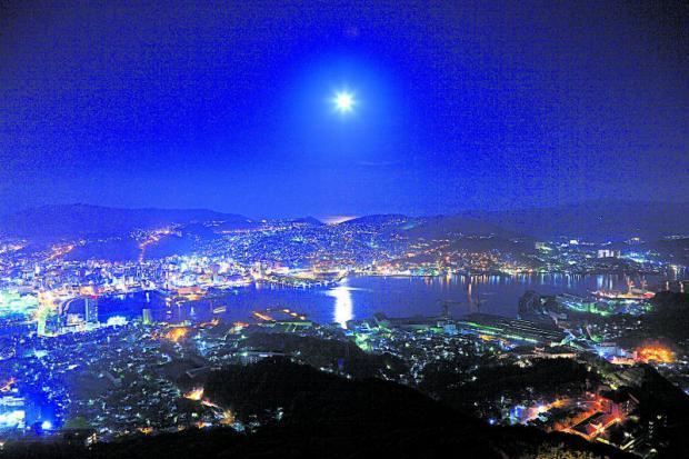 Admiring The Night Lights Of Japan Bangkok Post Opinion