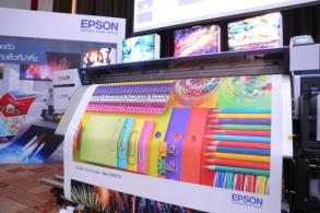 Epson looks to leave mark in outdoor ads