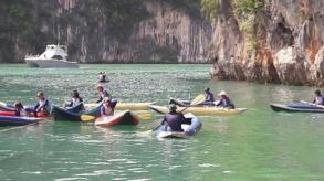 Big plans for Phangnga National Park