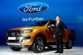 Ford expects to hit six-year sales high