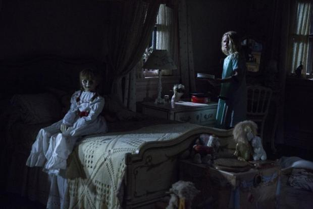 Annabelle: Creation is one big horror cliché