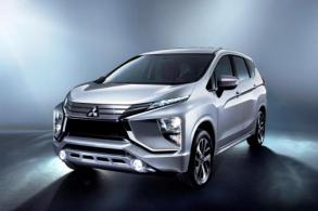 Mitsubishi reveals Xpander crossover for Asean