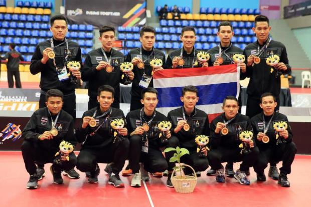 Thais change gears with 2 more golds | Bangkok Post: news