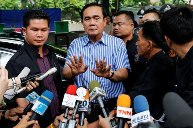 Prayut gets prickly over 'critical' media coverage | Bangkok Post: news
