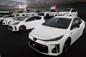 Toyota debuts 'GR' line of sports cars