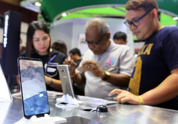 Cheap smartphones losing market share   Bangkok Post: news