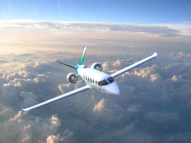 Hybrid-electric plane to hit market in 2022