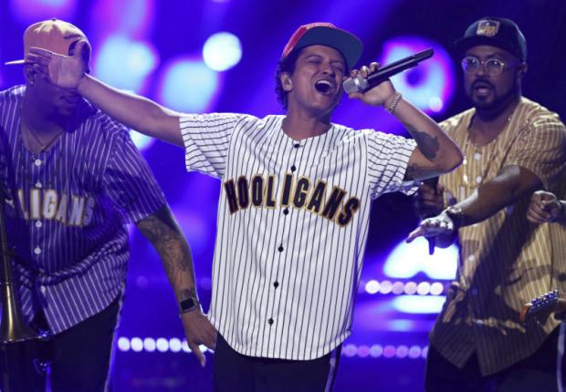 Bruno Mars leads American Music Awards nominations as female artists edged out