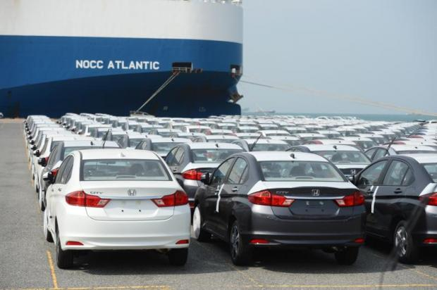 Car exports climb to 24-month high