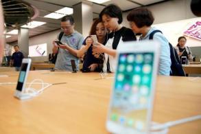 Apple awaits Thai reception as iPhone 8 arrives