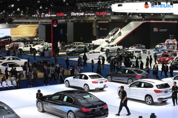 Sales outlook optimistic ahead of show