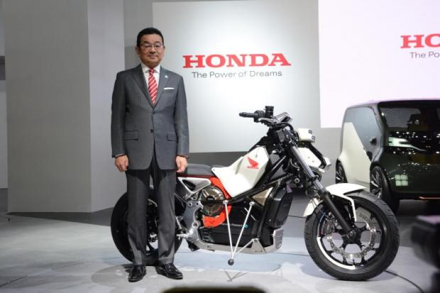 Industry sees bumpy road for electric motorbikes
