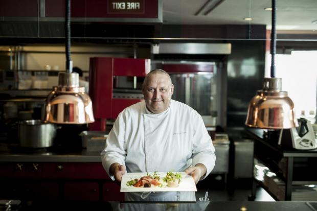 Enjoy a sumptuous feast at  Rib Room & Bar Steakhouse