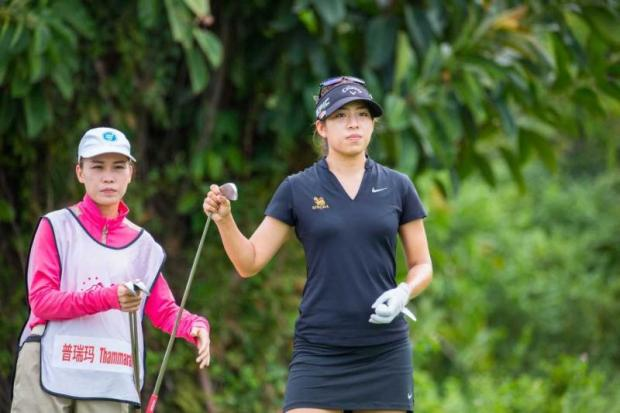 Prima stays in contention at Sanya Ladies Open