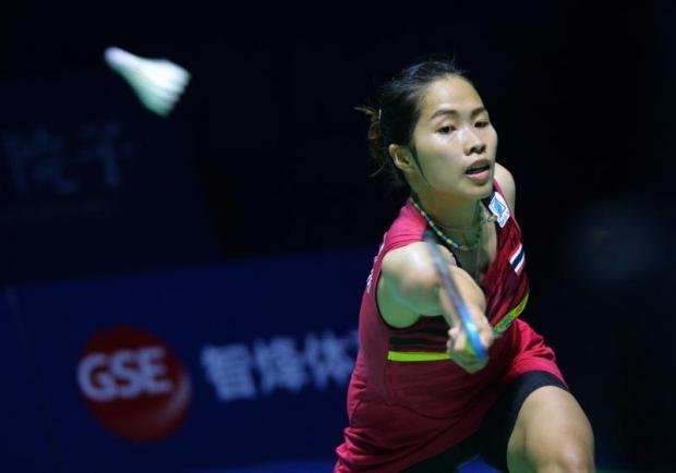 Old foe ends Ratchanok's run in China