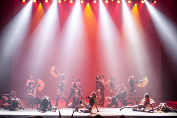 A multi-dance extravaganza