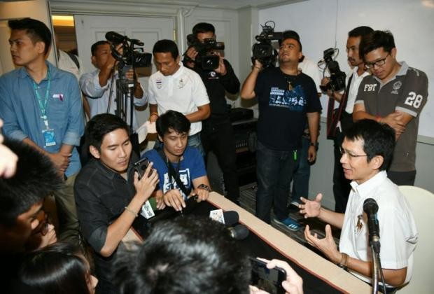 Football scandal probe fingers 4 Si Sa Ket stars