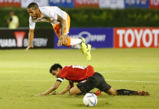 Muang Thong lift League Cup