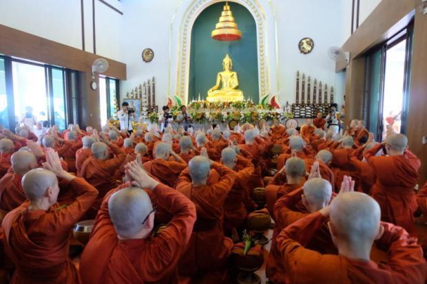 The Secret of Thailand's Biggest Female Clergy