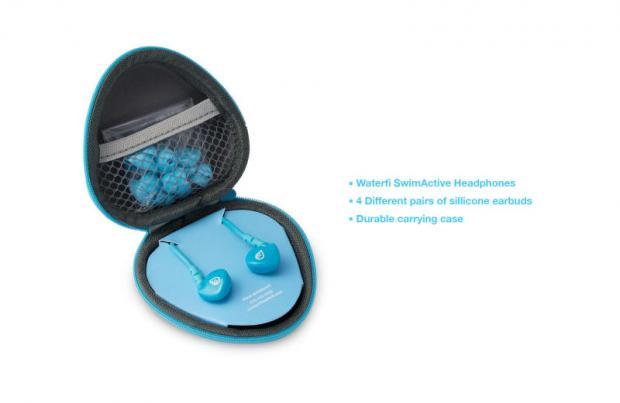 SwimActive headphones