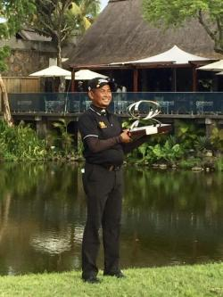 On-song Thaworn takes first senior title | Bangkok Post: news