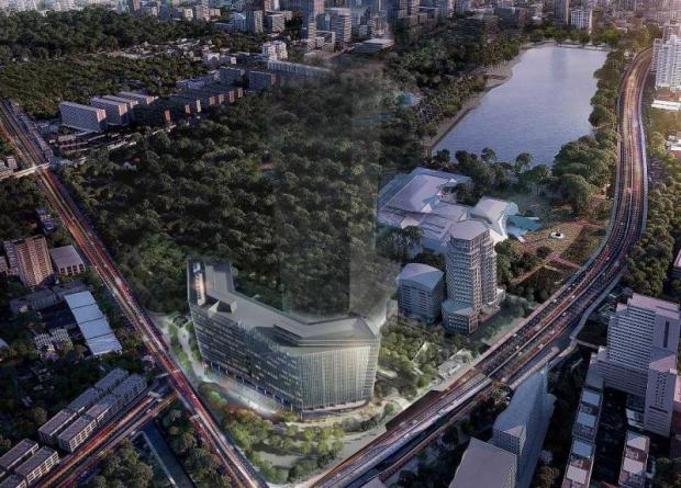 TCC says The Parq to punch up Mice hub