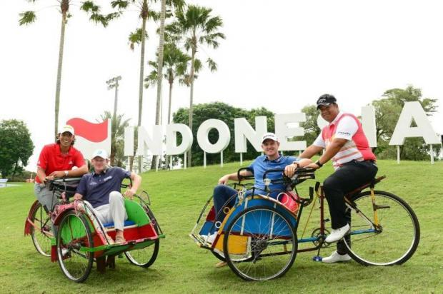 England's Rose storms to Indonesian Masters lead