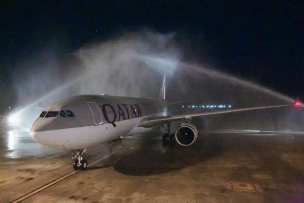 Qatar Air begins non-stop Doha-Chiang Mai flights | Bangkok Post ...