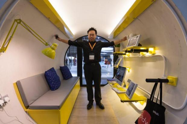 Exhibition Stand Builders Hong Kong : Water pipe turned into tube house bangkok post business