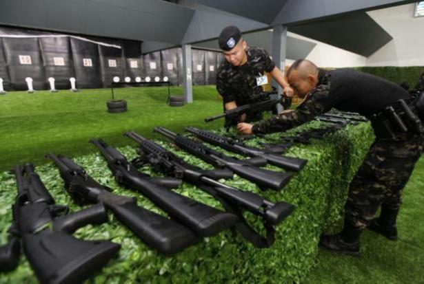 Shooting range gets upgrade for new era | Bangkok Post: news