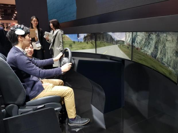 Nissan aims to connect brains, cars