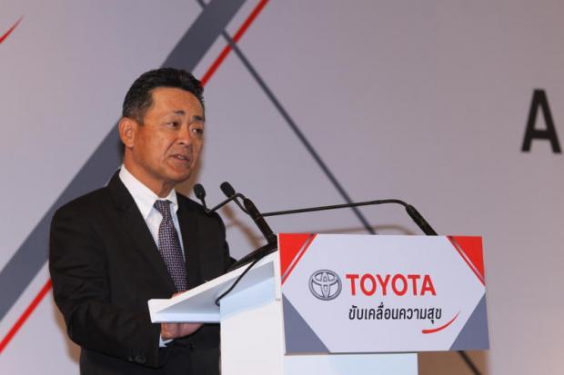 Toyota prepares to launch BoI-backed hybrid model