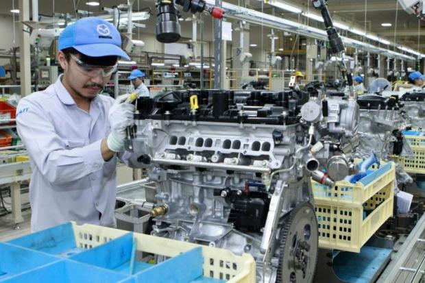 Mazda hails expansion of Thai operations