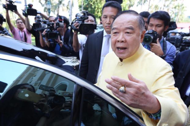 NACC insists 'no interference' in Prawit probe