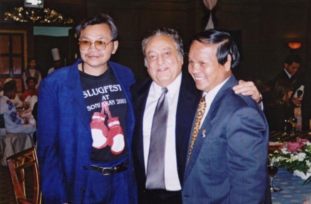 Ex-champion Chartchai Chionoi dies | Bangkok Post: news