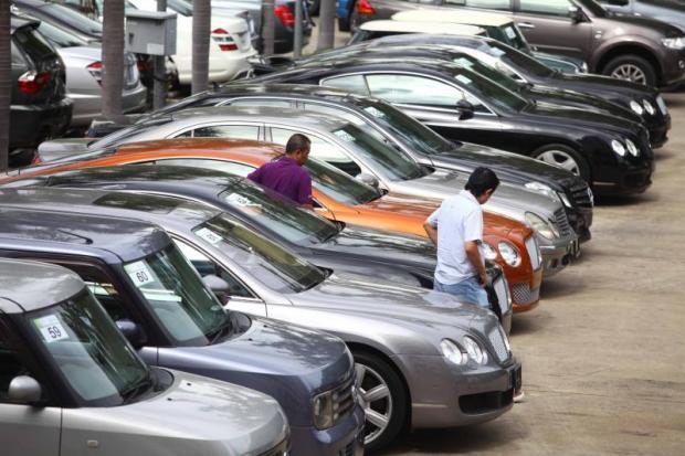 Customs Floats Luxury Car Tax Cut Bangkok Post News