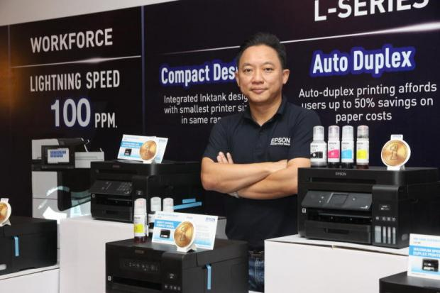 Epson Thailand expects inkjet printers to dominate