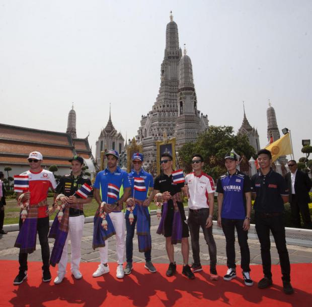 Prayut expects MotoGP will lift tourism