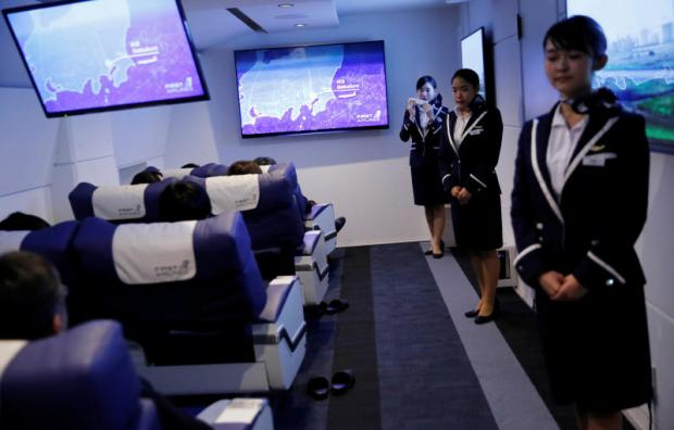 Japanese firm offers virtual reality tours