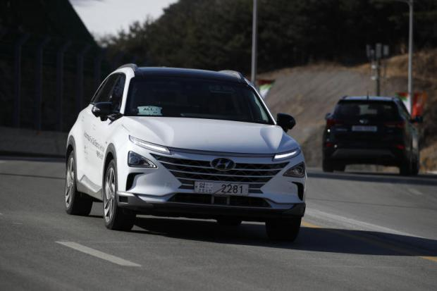 Winter Olympics showcases Korean self-driving vehicles
