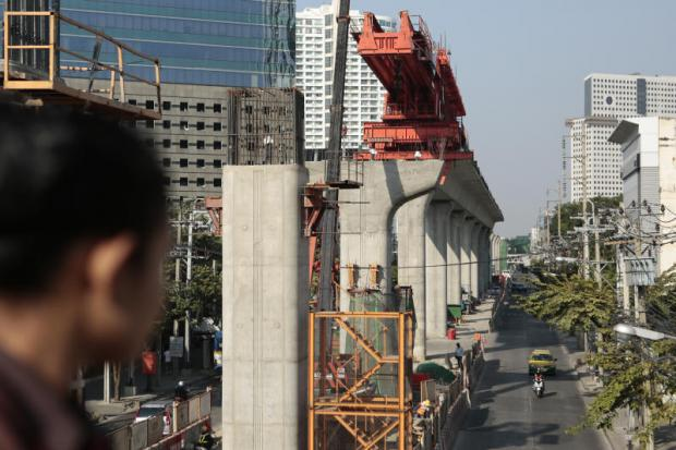 Mass transit to shape market
