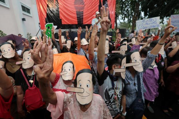 Govt bids to firm up poll timeline | Bangkok Post: news