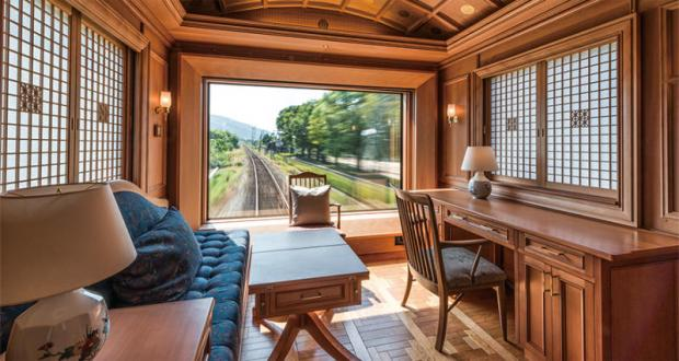 SRT lays down Japanese model for tourism trains