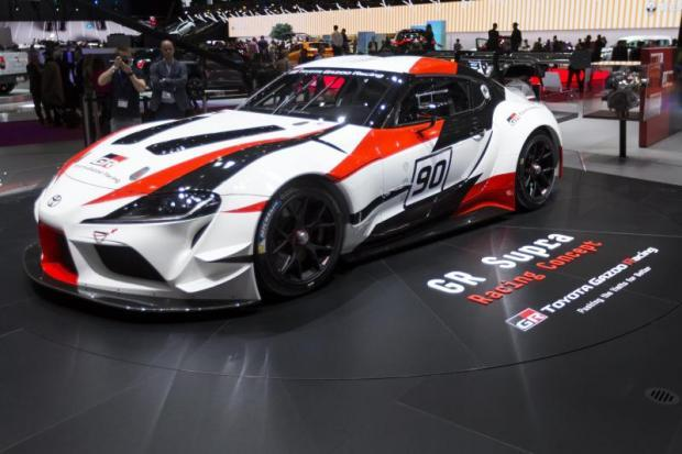 Toyota Resurrects Iconic Sports Car Bangkok Post Auto - Iconic sports cars