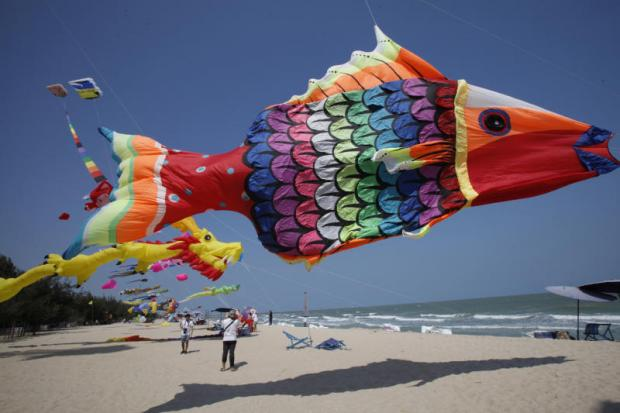 For the love of kites